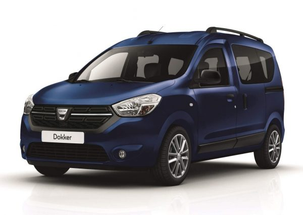 Dacia Dokker 2018 - BBC Rent A Car