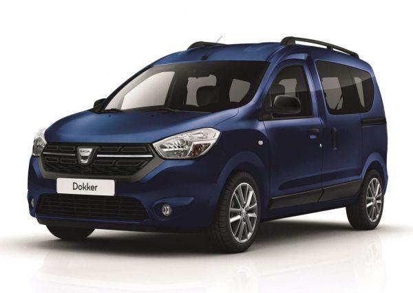 Dacia Dokker 2018 - BBC Rent A Car