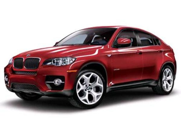 BMW X6 3.0 D M- performance - BBC Rent A Car