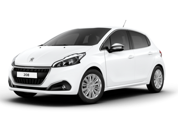 Peugeot 208 - BBC Rent A Car