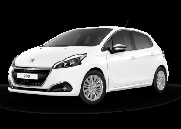 Peugeot 208 - BBC Rent A Car
