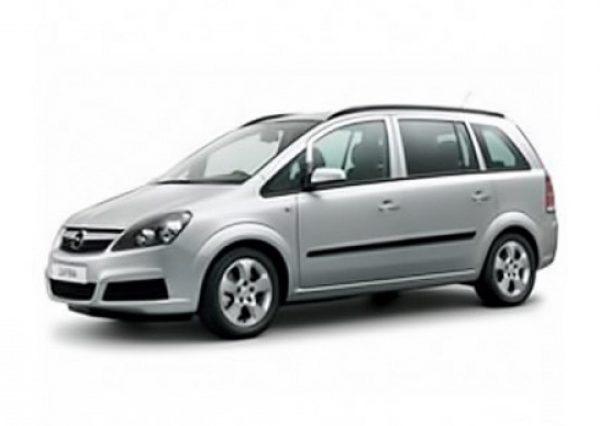 Оpel Zafira - BBC Rent A Car