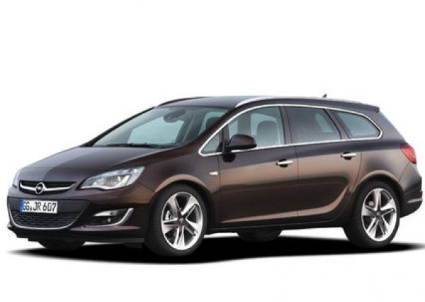 Opel Аstra - BBC Rent A Car