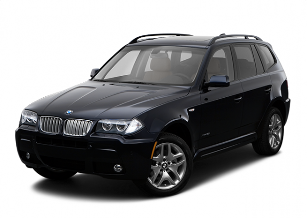 BMW X3 - BBC Rent A Car