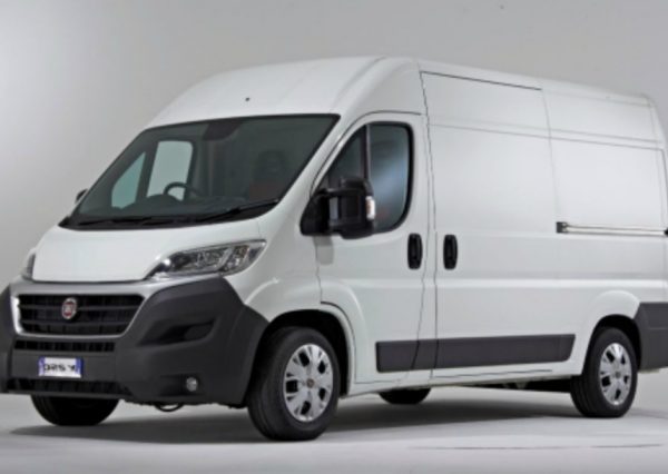 Fiat Ducato New 2020 - BBC Rent A Car