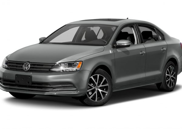 VW Jetta - BBC Rent A Car