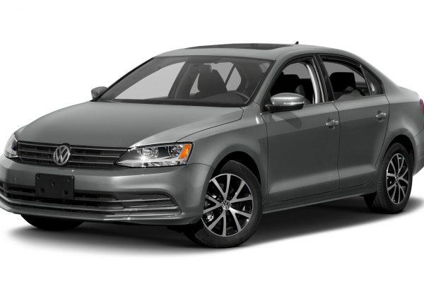 VW Jetta - BBC Rent A Car