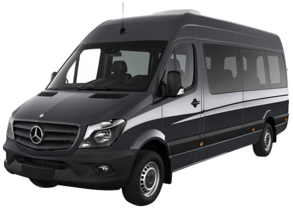 Mercedes Benz Sprinter - BBC Rent A Car