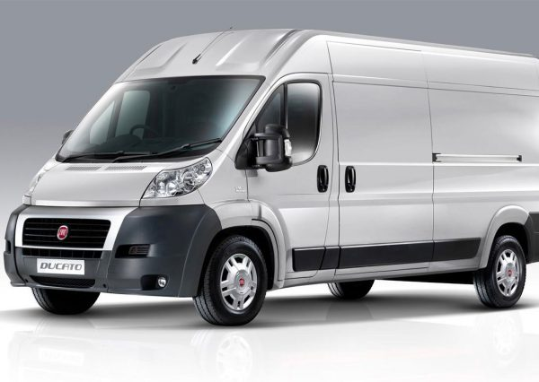 Fiat Ducato - BBC Rent A Car