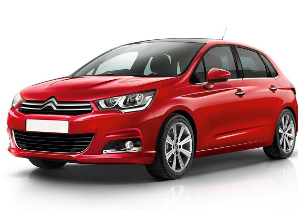 Citroеn C4 - BBC Rent A Car