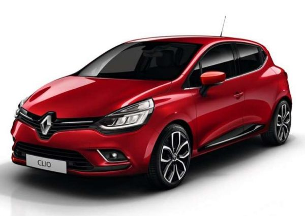 Renault Clio - BBC Rent A Car