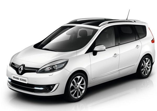 Renault Grand Scenic - BBC Rent A Car